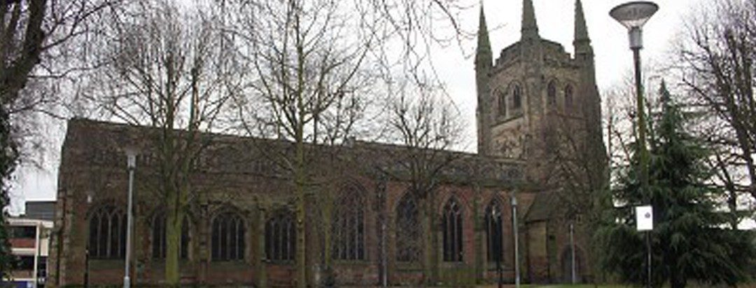 Church of St Editha, Tamworth